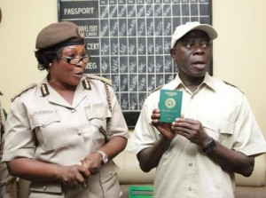 Nigeria e-passport