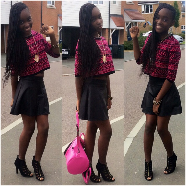 mercy aigbes daughter