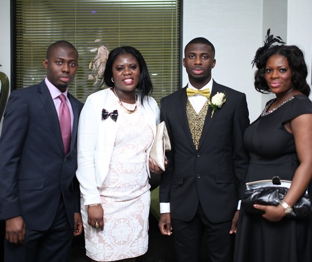 The Olusegun's