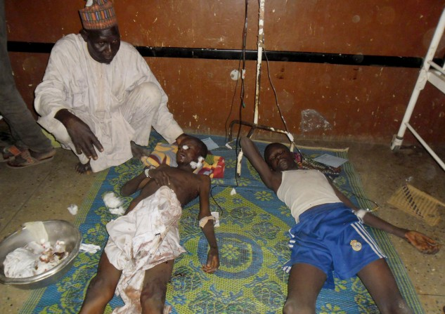 suicide bomber killing students yobe state